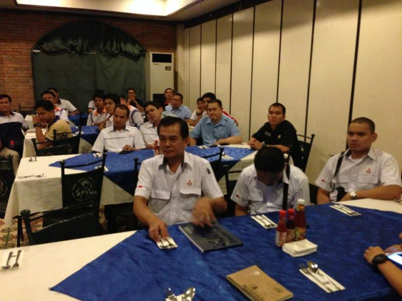 VOLTRONIC Philippines Service Manager Conference 2013