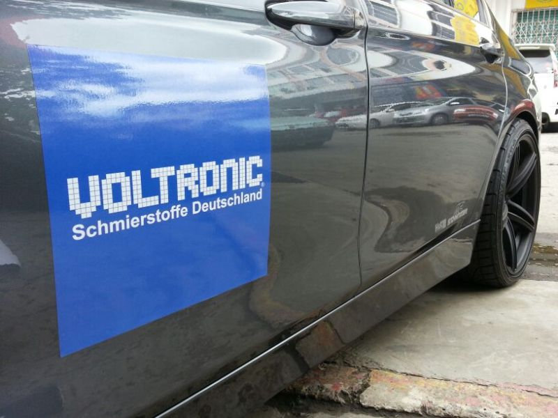 VOLTRONIC official car Borneo Safari 2013