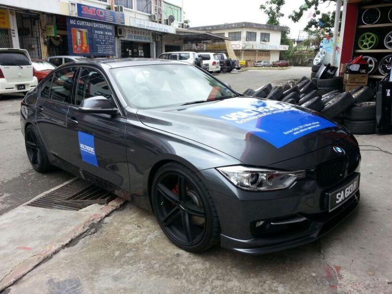 VOLTRONIC official car Borneo Safari 2013