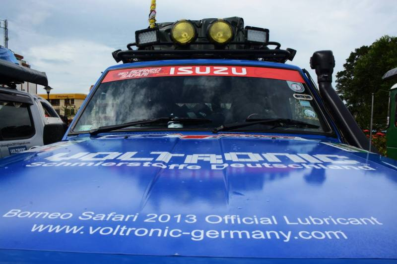 VOLTRONIC Borneo Safari 2013 Official Lubricant