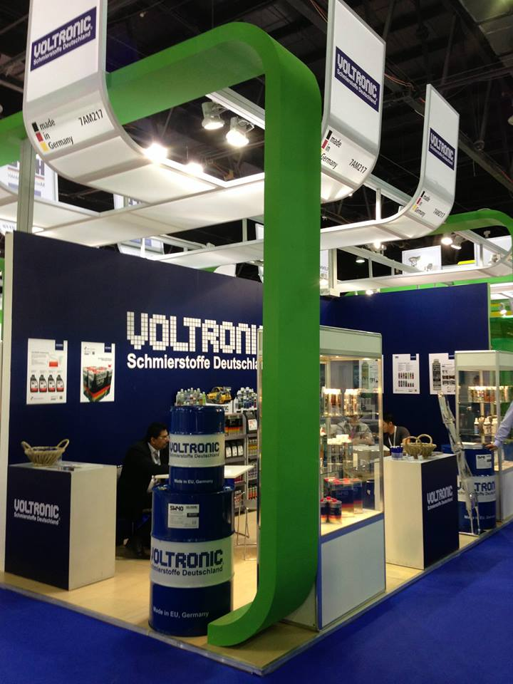 VOLTRONIC Germany debut in Automechanika Middle East 2013