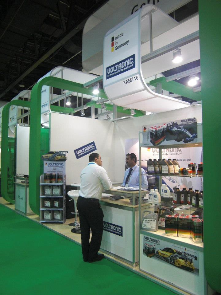 Voltronic Germany debut in Automechanika Dubai 2012