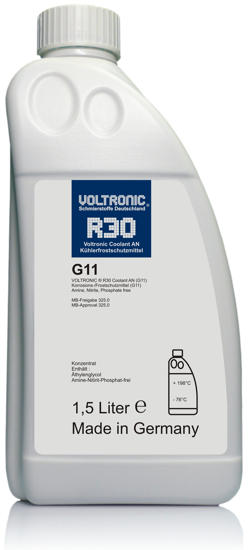 VOLTRONIC R30 Coolant AN Antifreeze