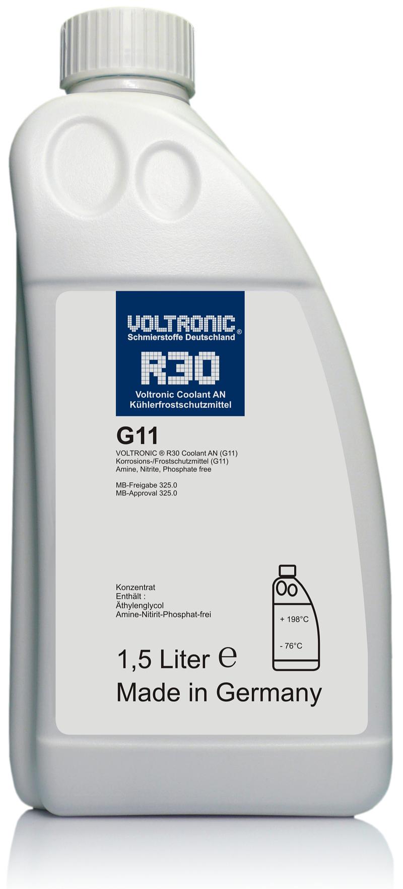 VOLTRONIC R30 Coolant AN Antifreeze