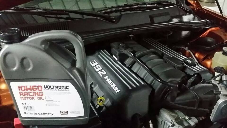 VOLTRONIC 10W60 XTREME motor oil review 04