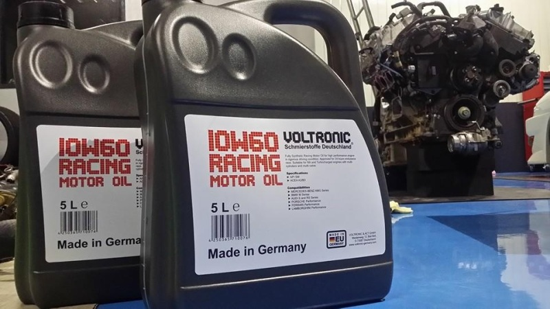 VOLTRONIC 10W60 XTREME motor oil review