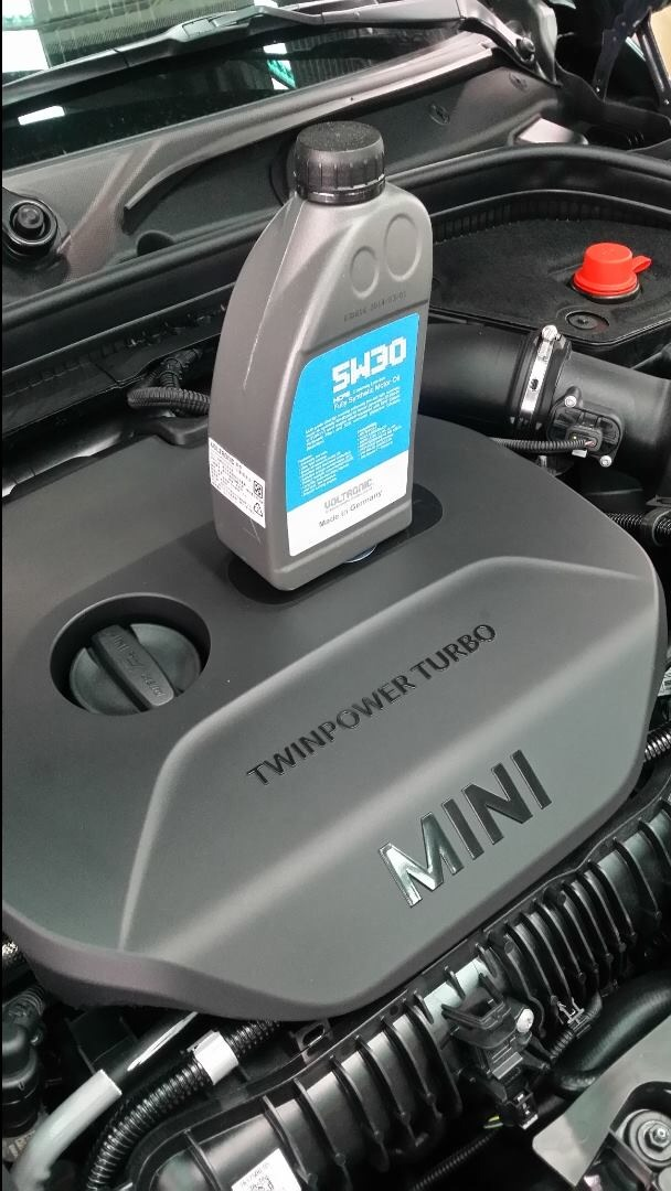 VOLTRONIC 5W30 motor oil review