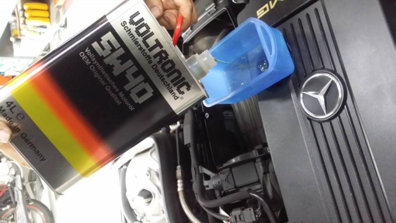 VOLTRONIC 5W40 Fully Synthetic Motor Oil Review