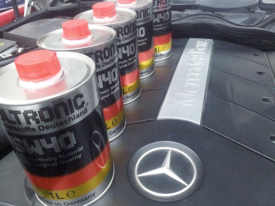 voltronic 5W40 motor oil review