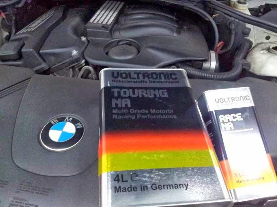 VOLTRONIC Touring NA motor oil review