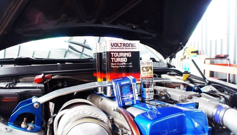VOLTRONIC Touring TURBO motor oil