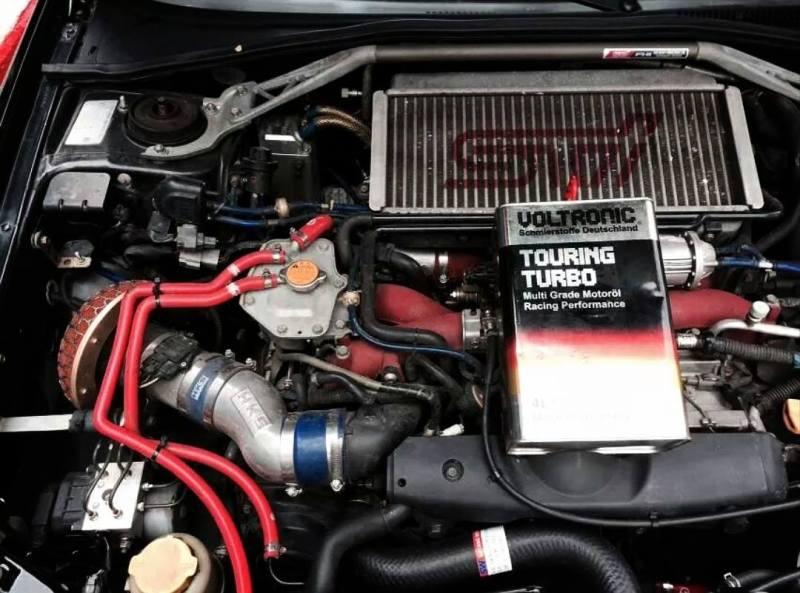 VOLTRONIC Touring TURBO motor oil