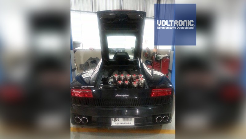 voltronic granturismo C (+) engine oil review