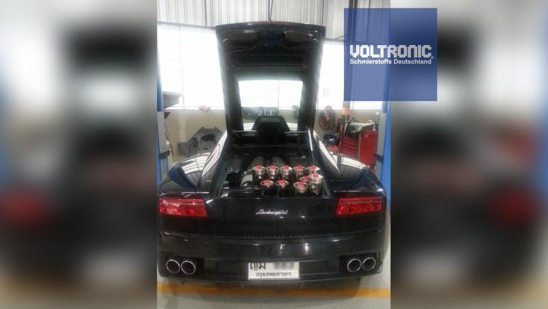 voltronic granturismo C (+) engine oil review