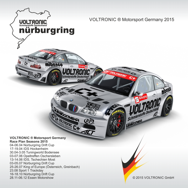 voltronic motorsport germany bmw m3