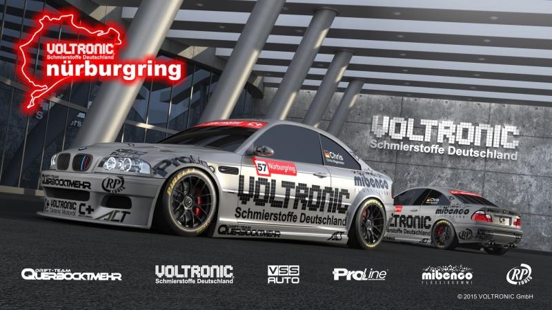 voltronic nurburgring hockenheim