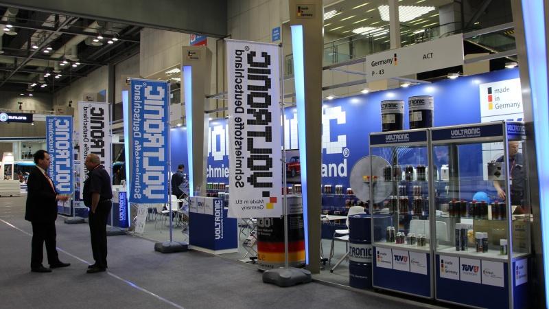VOLTRONIC Germany - Seoul Motor Show 2015 (2015 서울모터쇼 볼트로닉 부스)