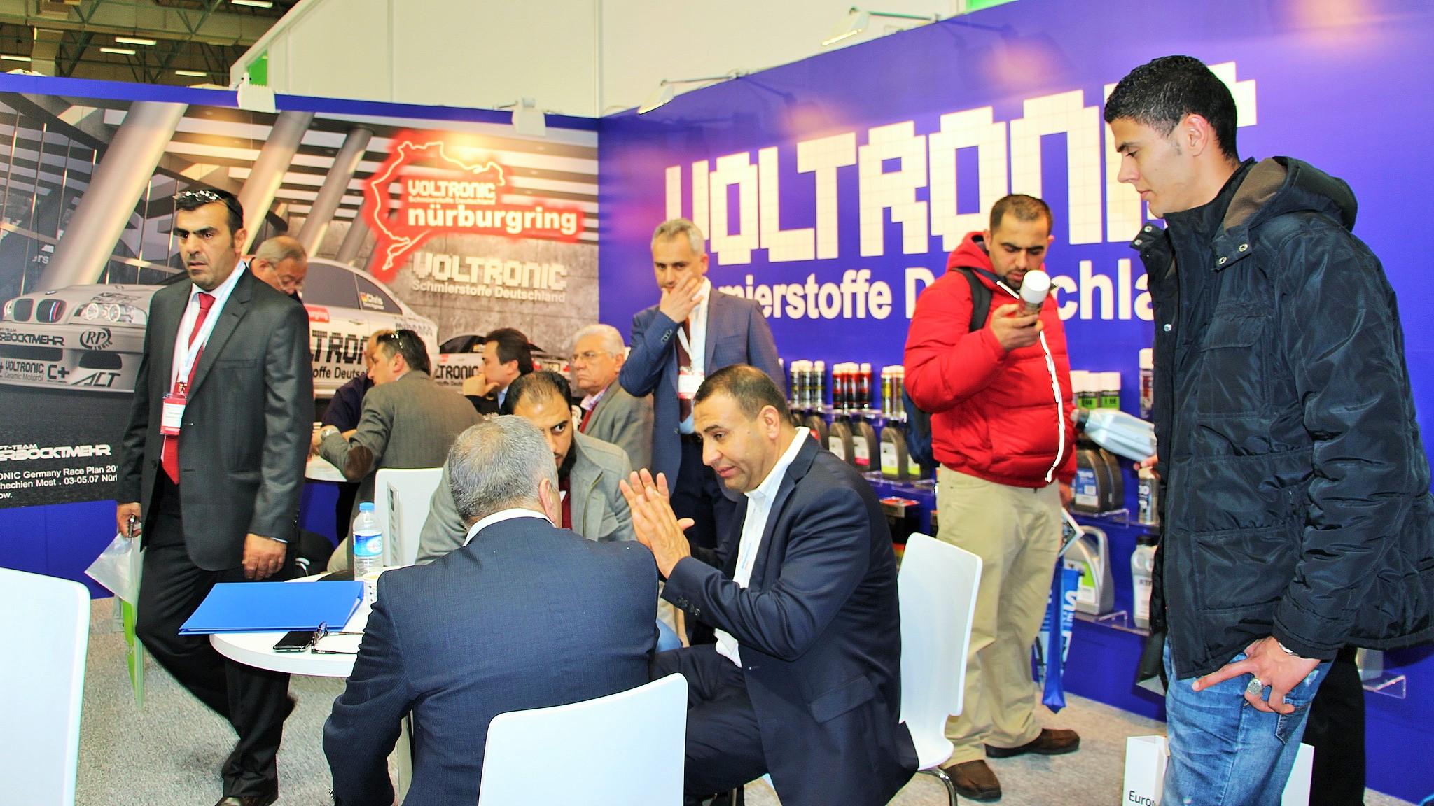 voltronic-automechanika istanbul-2015