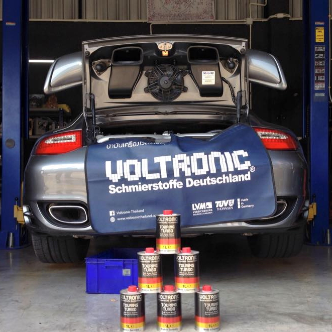 voltronic oil review - voltronic touring turbo - porsche performance 001