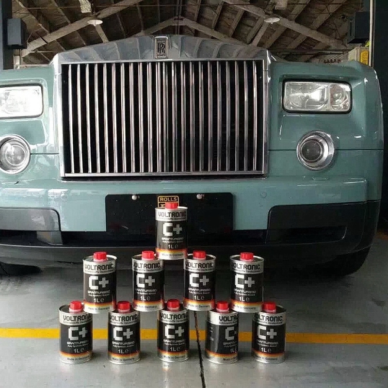 voltronic engine oil review - voltronic c+ granturismo 11
