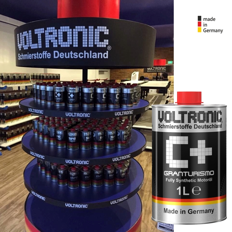 voltronic engine oil review - voltronic c+ granturismo 07