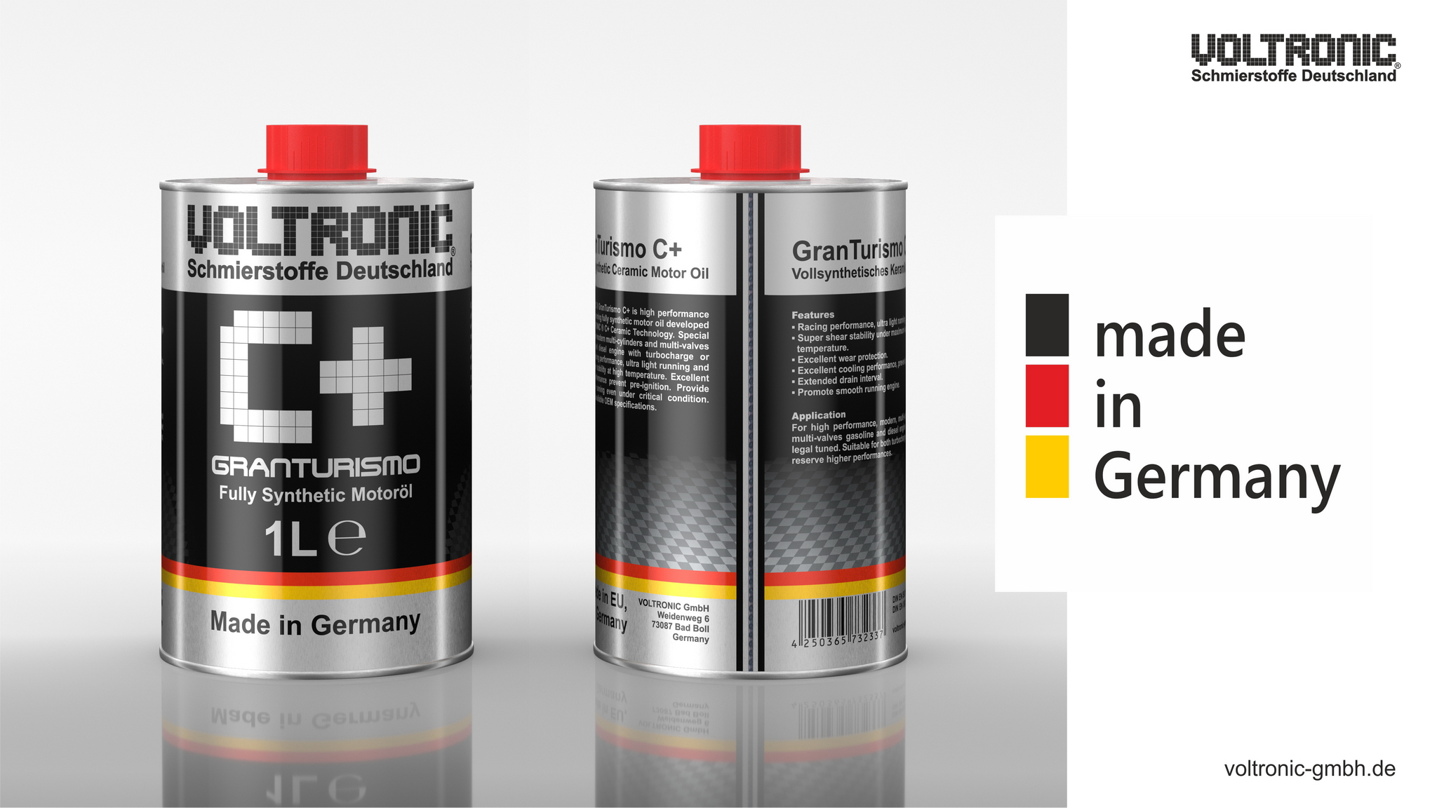 voltronic engine oil review - voltronic c+ granturismo 18