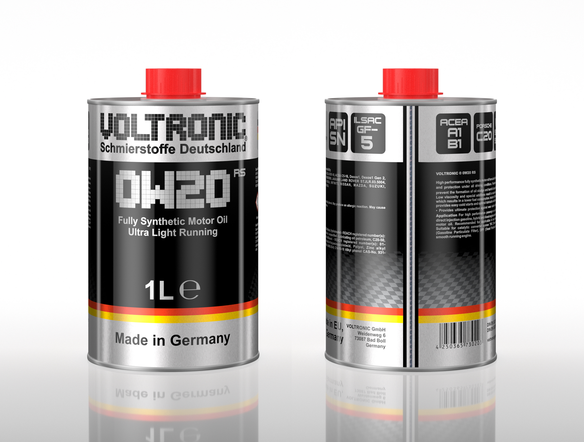 voltronic 0w20 rs