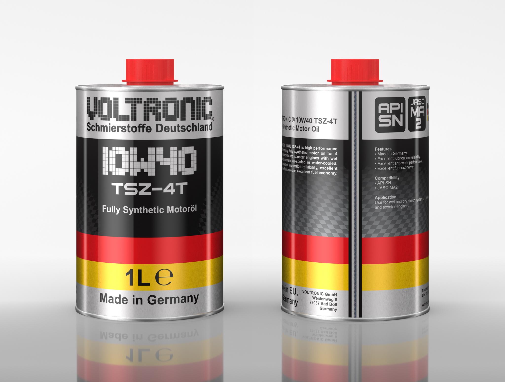 voltronic 10w40 tsz-4t
