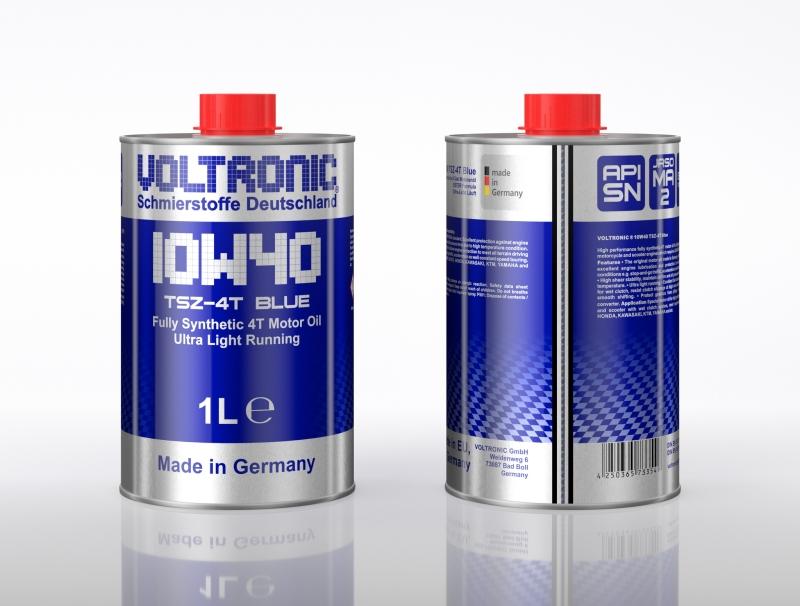 voltronic 10w40 tz-4t blue