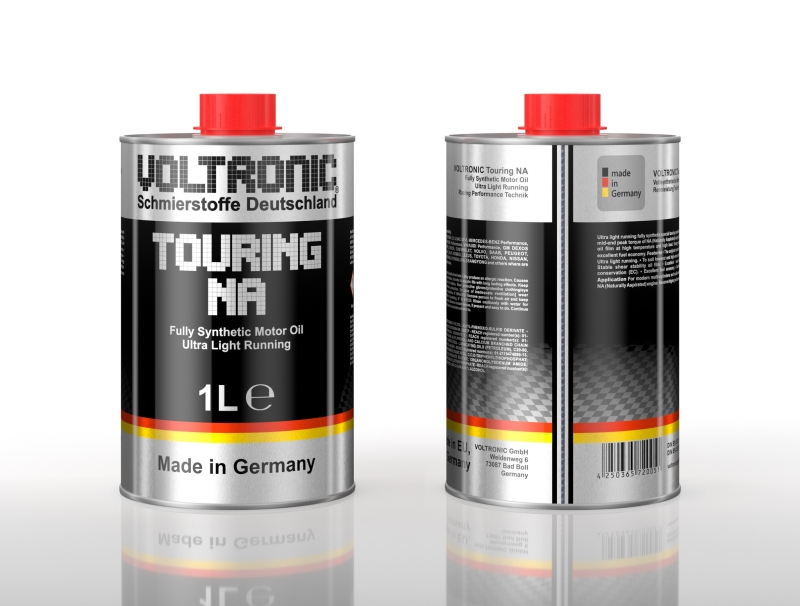 voltronic touring na