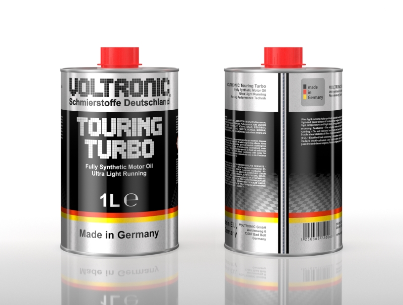voltronic touring turbo