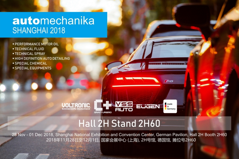 voltronic - automechanika shanghai 2018