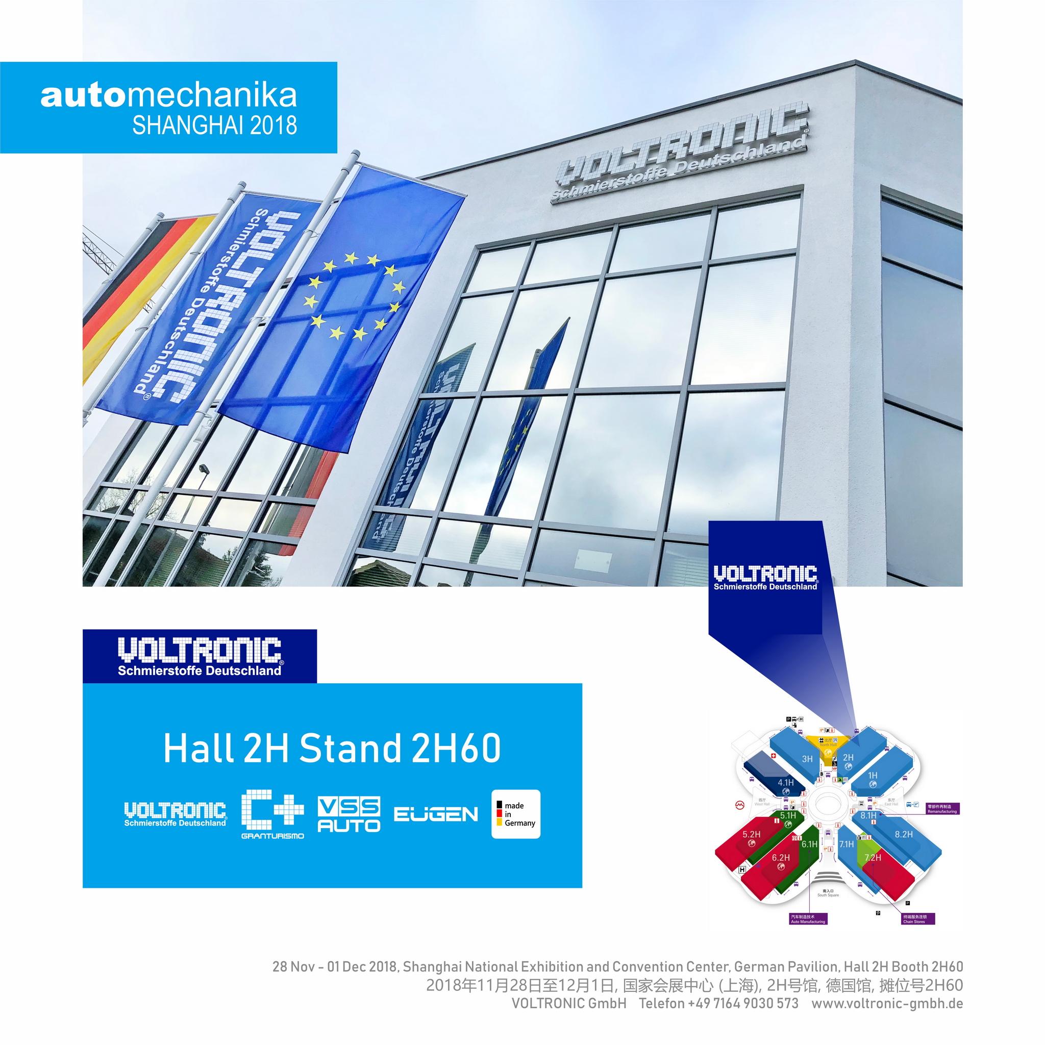 voltronic - automechanika shanghai 2018