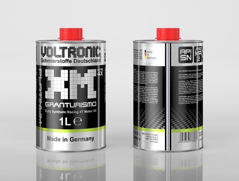 voltronic XM platinum oil