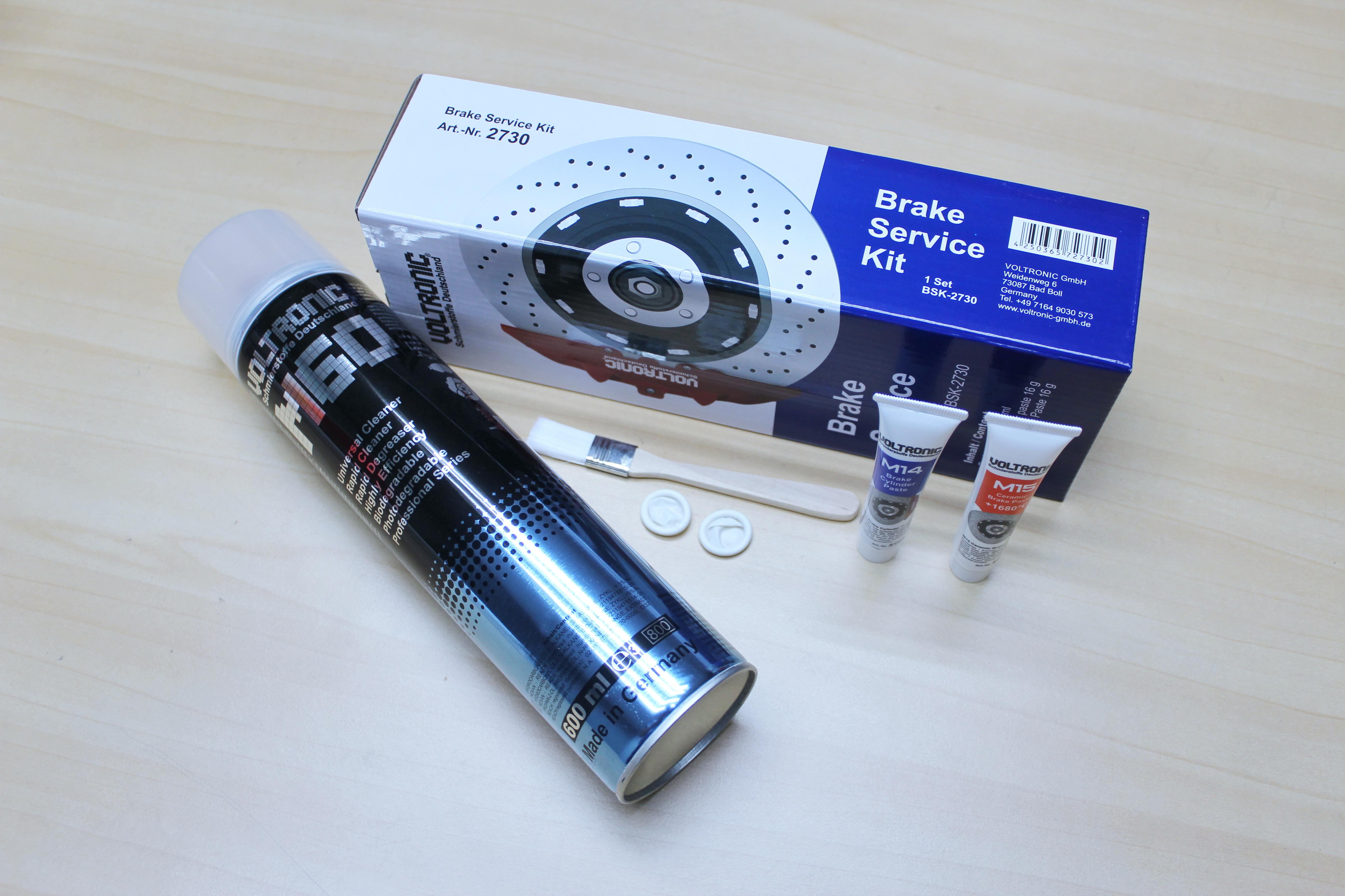 voltronic m60 m14 m15 brake service kit