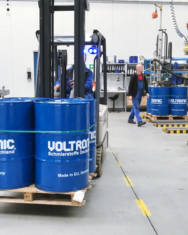 voltronic motor oil made in germany
