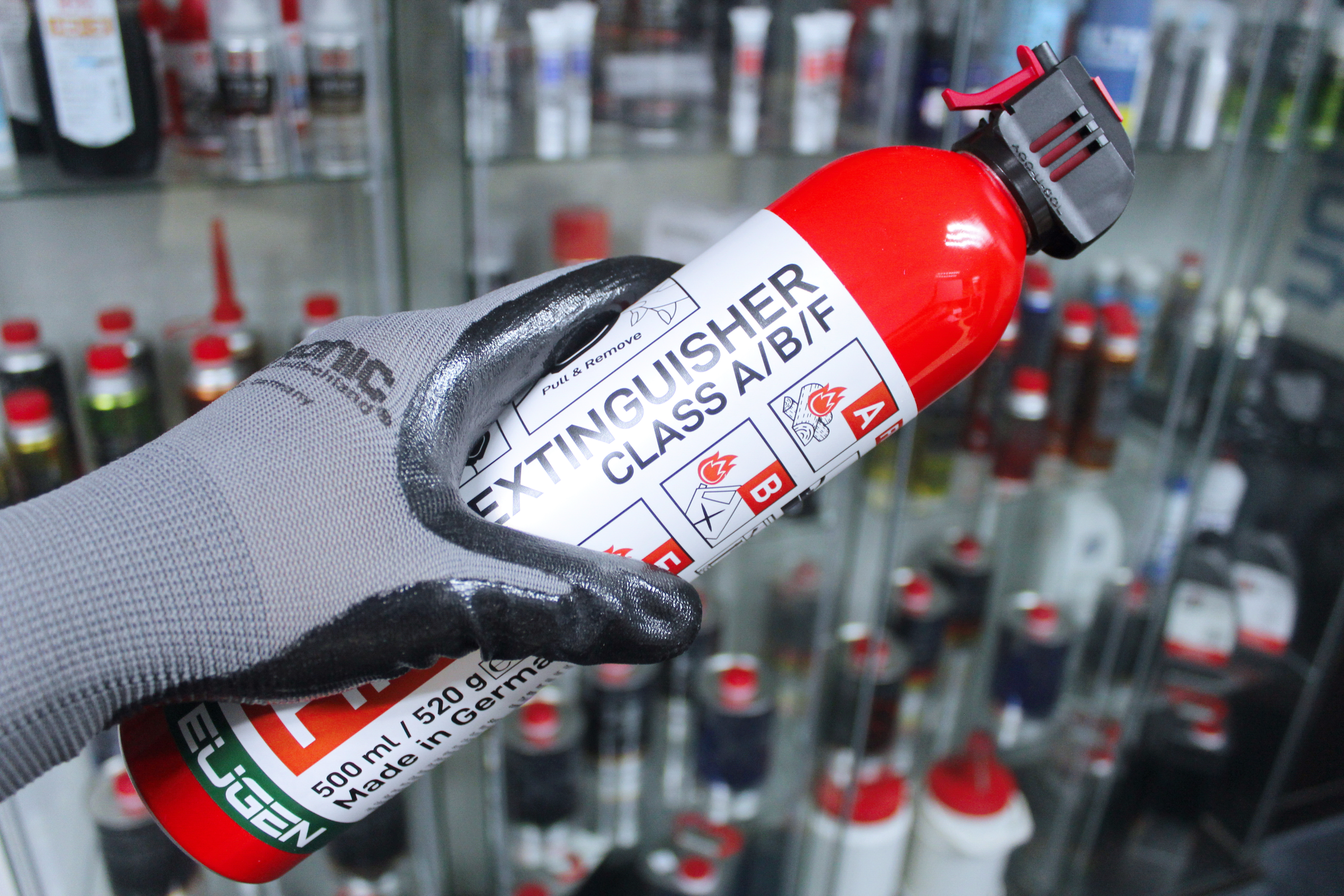 EUGEN Fire Extinguisher